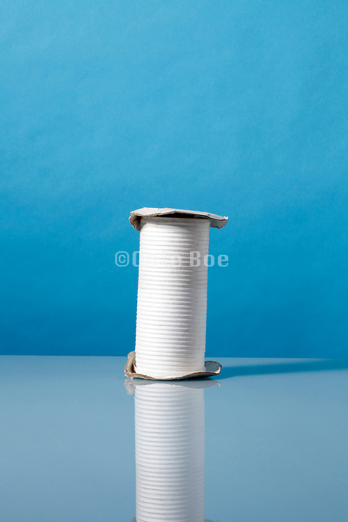 cotton rope on a roll