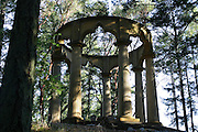 Mausoleum, Roche Harbor, San Juan Island, Washington<br />
