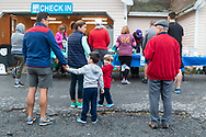 Cornwall, New York - The Hudson Highlands Nature Museum Meadows & Trails 5K and Kids Dash was held on Oct. 20, 2018.