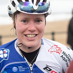 09-12-2018: Wielrennen: EK beachrace: Scheveningen<br />Rosanne Slik