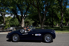114 1955 Jaguar XK140 MC