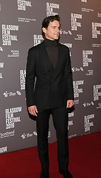 Glasgow Film Festival 2019<br /> Scottish Premier of Papi Chulo<br /> <br /> <br /> Pictured: Matt Bomer<br /> <br /> (c) Aimee Todd | Edinburgh Elite media