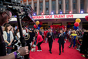 Editorial Use Only. No Book Publishing.<br /> Mandatory Credit: Photo by Dymond/Thames/Syco/Shutterstock (10249324cc)<br /> Anthony McPartlin and Declan Donnelly<br /> 'Britain's Got Talent' TV Show, Series 13, Episode 9, London, UK - 27 May 2019