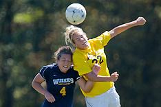 Rowan Women Soccer defeats Wilkes