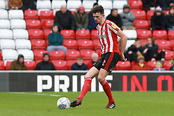 March 16, 2019 - Sunderland, Tyne and Wear, United Kingdom - Sunderland's Tom Flanagan during the Sky Bet League 1 match between Sunderland and Walsall at the Stadium Of Light, Sunderland on Saturday 16th March 2019. (Credit: Steven Hadlow | MI News) (Credit Image: © Mi News/NurPhoto via ZUMA Press)