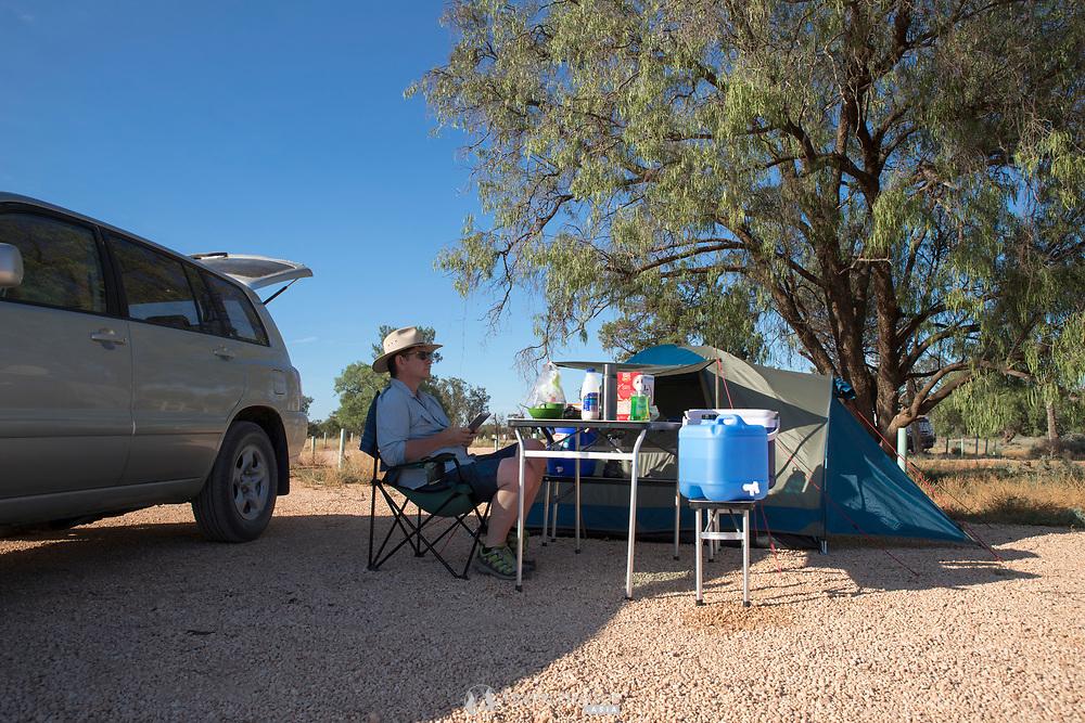 Images at Mungo National Park and Main Camp
