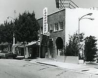 1977 Larchmont Hall on Larchmont Blvd.