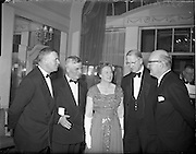23/04/1959.04/23/1959.23 April 1959.Irish Sugar Co. dinner at Gresham Hotel. Silver Jubilee Dinner of Comhlucht Suicre Eireann.