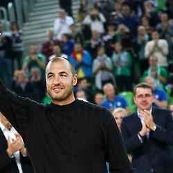 20151028: SLO, Basketball - EuroCup 2015/16, KK Union Olimpija vs Telekom Baskets Bonn