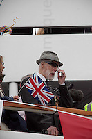 © London News Pictures. 27/05/2010. This time last year 2010 war veterans from the Dunkirk evacuation commemorated the 70th anniversary of Operation Dynamo one of the most extraordinary and heroic events in the Second World war. Some 380,000 British and French troops were rescued from the beaches of northern France. Picture credit should read: MANU PALOMEQUE/London News Pictures.