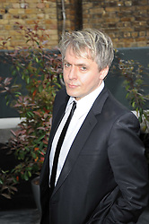 Musician NICK RHODES at a dinner hosted by Harper's Bazaar to celebrate Browns 40th Anniversary in aid of Women International held at The Regent Penthouses & Lofts, 16-18 Marshall Street, London on 20th May 2010.