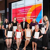 Chartered Accountants Australia NZ, Waikato Awards, Wintec Atrium, Friday 20 May 2016. Photo: Stephen Barker / Barker Photography.  ©Barker Photography