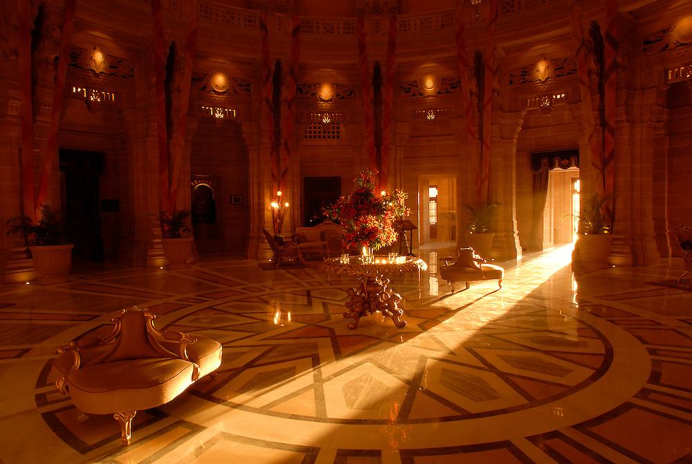 Umai Bawan Palace.