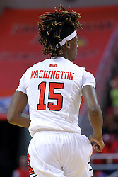 10 December 2016:  Andre Washington(15) during an NCAA  mens basketball game between the UT Martin Skyhawks and the Illinois State Redbirds in a non-conference game at Redbird Arena, Normal IL