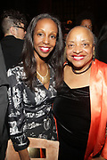 NEW YORK, NEW YORK-JUNE 4: (L-R) Author/Arts Educator Sarah E. Lewis and Author.Arts Educator Dr. Deb Willis attend the 2019 Gordon Parks Foundation Awards Dinner and Auction Inside celebrating the Arts & Social Justice held at Cipriani 42nd Street on June 4, 2019 in New York City. (Photo by Terrence Jennings/terrencejennings.com)
