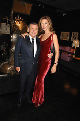 SOL & HEATHER KERZNER at Andy & Patti Wong's Chinese new Year party held at County Hall and Dali Universe, London on 26th January 2008.<br /><br />NON EXCLUSIVE - WORLD RIGHTS (EMBARGOED FOR PUBLICATION IN UK MAGAZINES UNTIL 1 MONTH AFTER CREATE DATE AND TIME) www.donfeatures.com  +44 (0) 7092 235465