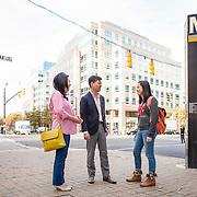 Near George Mason University Arlington, VA campus. For INTO Partnerships and GMU