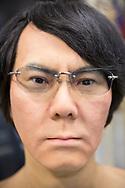 Roboten Geminoid HI-5. Osaka University, Japan<br /> <br /> The robot Geminoid HI-5. Osaka University, Japan<br /> <br /> Photographer: Christina Sjögren<br /> Copyright 2018, All Rights Reserved