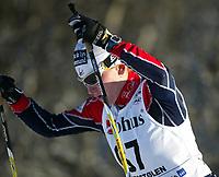 Langrenn, 22. november 2003, Verdenscup Beitostølen, Emilie Vina, Frankrike