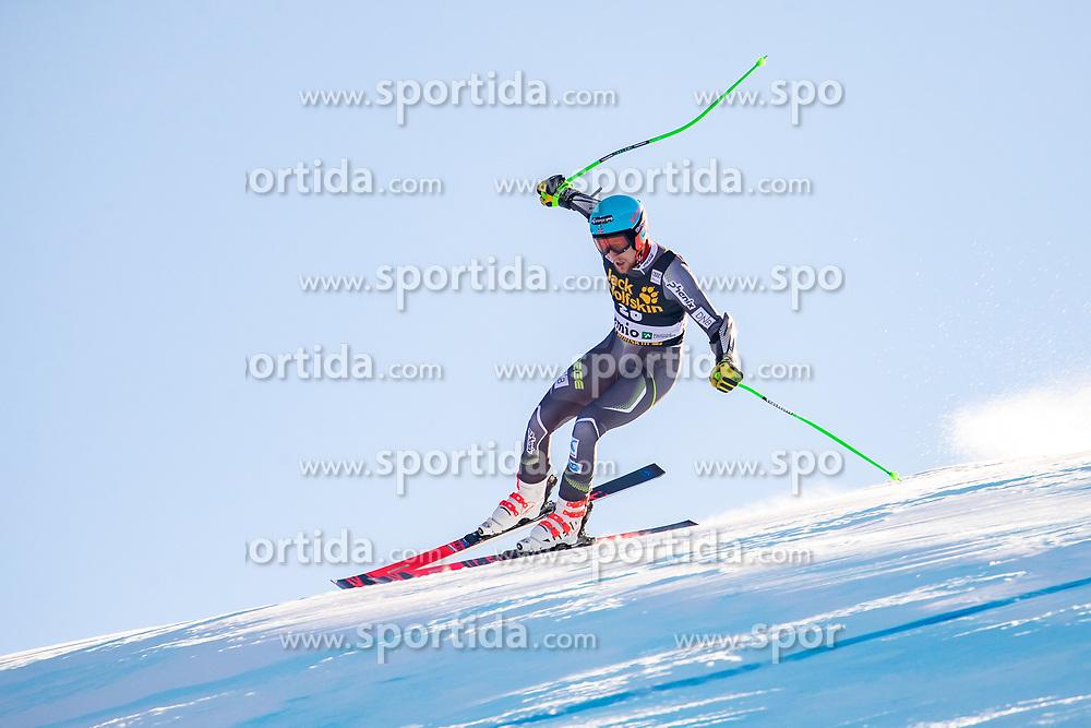29.12.2018, Stelvio, Bormio, ITA, FIS Weltcup Ski Alpin, SuperG, Herren, im Bild Rasmus Windingstad (NOR) // Rasmus Windingstad of Norway in action during his run in the men's Super-G of FIS ski alpine world cup at the Stelvio in Bormio, Italy on 2018/12/29. EXPA Pictures © 2019, PhotoCredit: EXPA/ Johann Groder