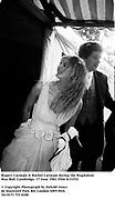 Rupert Carnegie & Rachel Carnegie during the Magdalene May Ball. Cambridge. 17 June 1981. Film 8131f32<br />© Copyright Photograph by Dafydd Jones<br />66 Stockwell Park Rd. London SW9 0DA<br />Tel 0171 733 0108