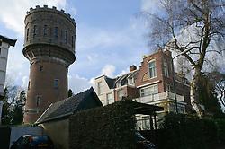 Watertoren Baarn Utrecht, Netherlands