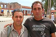 Two brothers in Gibara, Holguin, Cuba.