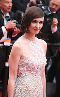Paz Vega at the the Grace of Monaco gala screening and opening ceremony red carpet at the 67th Cannes Film Festival France. Wednesday 14th May 2014 in Cannes Film Festival, France.