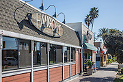 The Hangout Restaurant and Beach Bar at Seal Beach Pier