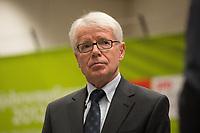 26 MAR 2012, BERLIN/GERMANY:<br /> Dr. Reinhard Rauball, Praesident der Deutschen Fußballliga, Fruehjahrsempfang der SPD-Bundestagsfraktion, Sitzungssaal der SPD Fraktion, Deutscher Bundestag<br /> IMAGE: 20120326-01-017