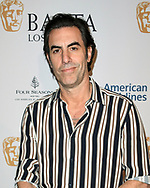 SACHA BARON COHEN attends the 2020 BAFTA Tea Party at the Four Seasons Hotel in Los Angeles, California
