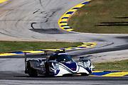 October 15-17, 2020. IMSA Weathertech Petit Le Mans: #52 PR1 Mathiasen Motorsports ORECA LMP2 07, LMP2: Patrick Kelly, Simon Trummer, Scott Huffaker