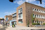 Fulton House, University of Swansea, Swansea, West Glamorgan, South Wales, UK