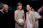CORINNE FLICK; JULIA PEYTON-JONES, Dinner hosted by Julia Peyton-Jones and Hans Obrist for the Council of the Serpentine to celebrate: Jeff Koons, Popeye Series. Paramount Club, Paramount Centre Point. London. 30 June 2009