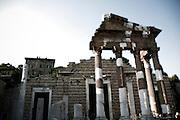 Capitolino temple in Brescia