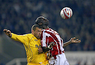 Stoke City v Southampton 120208