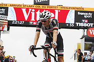 Tom Dumoulin (NED - Team Sunweb) during the 105th Tour de France 2018, Stage 17, Bagneres de Luchon - Col du Portet (65 km) on July 25th, 2018 - Photo Luca Bettini / BettiniPhoto / ProSportsImages / DPPI