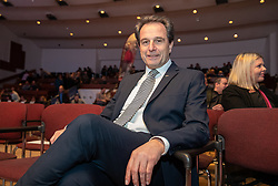29.01.2019, Stadtsaal, Lienz, AUT, TVBO Wahl 2019, Wahlwiederholung, im Bild Franz Theurl, freiwilliges Mitglied // during the redial of the TVBO election at the Stadtsaal in Lienz, Austria on 2019/01/29. EXPA Pictures © 2019, PhotoCredit: EXPA/ Johann Groder