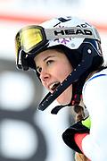 Aline Danioth anlässlich des Audi FIS Ski World Cups 2018 der Frauen in Lenzerheide