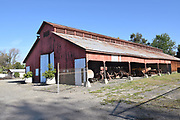 The Driving Barn at Irvine Historic Ranch