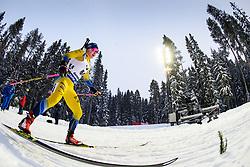 March 8, 2019 - –Stersund, Sweden - 190308 Linn Persson of Sweden competes in the Women's 7.5 KM sprint during the IBU World Championships Biathlon on March 8, 2019 in Östersund..Photo: Petter Arvidson / BILDBYRÃ…N / kod PA / 92247 (Credit Image: © Petter Arvidson/Bildbyran via ZUMA Press)