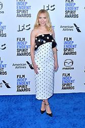 February 8, 2020, Santa Monica, Kalifornien, USA: Scarlett Johansson bei der 35. Verleihung der Film Independent Spirit Awards 2020 im Zelt am Santa Monica Beach. Santa Monica, 08.02.2020 (Credit Image: © Future-Image via ZUMA Press)