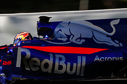 March 7, 2017 - Barcelona, Cataluna, Spain - Motorsports: FIA Formula One World Championship 2017, Test in Barcelona,.Daniil Kwjat (RUS, Scuderia Toro Rosso).Acronis  (Credit Image: © Hoch Zwei via ZUMA Wire)