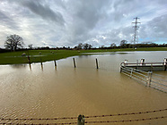 Flooding near  Middleton Cheney