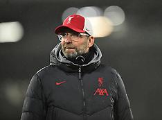 2020-12-13 Fulham v Liverpool
