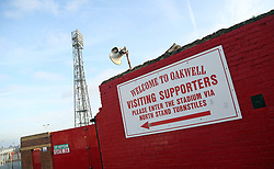 A general view of Oakwell Stadium, home of Barnsley - Mandatory by-line: Joe Dent/JMP - 26/12/2018 - FOOTBALL - Oakwell Stadium - Barnsley, England - Barnsley v Peterborough United - Sky Bet League One