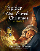 """October 15, 2020 - WORLDWIDE: Raymond Arroyo """"The Spider Who Saved Christmas"""" Book Release"""