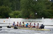Henley. Great Britain.   Molesey Eights 40+ and 50+ 175th  Henley Royal Regatta, Henley Reach. England. 08:22:15  Sunday  06/07/2014. [Mandatory Credit; Intersport-images] <br /> <br /> Crews 40's Bow, Dan RITCHIE, James WRIGHT, Jonny SEARLE, Guy POOLEY, Alex Partridge, Mike BLOMQUIST, Simon FIELDHOUSE, Dave GILLARD, Neil CHUGANI,<br /> <br /> 50's Richard STANHOPE, Martin CROSS, Malcolm MCGOWAN, Joe MICHELS, Jean CHRISTOPHE-ROLLAND, Matt PINSENT, Ian MCNUFF, Diederik SIMON cox Gary HERBERT
