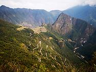 smacap_Bright Machu Picchu, Peru, South America