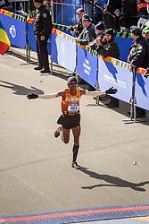 NYC Marathon, Meb Keflezighi, USA 4th
